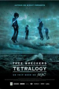 Affiche Thee Wreckers Rosto